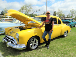 Hot Rods and Custom Cars of Yorba Linda.