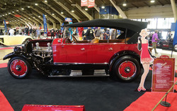 1924 Buick Painted by Mahoods.