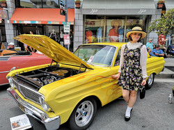 Classic Cars and Women-Orange County-Cal