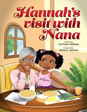 Hannah's Visit With Nana