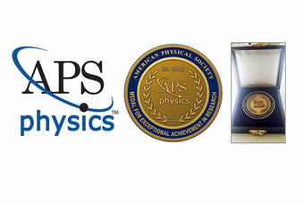 LOGO: APS Physics