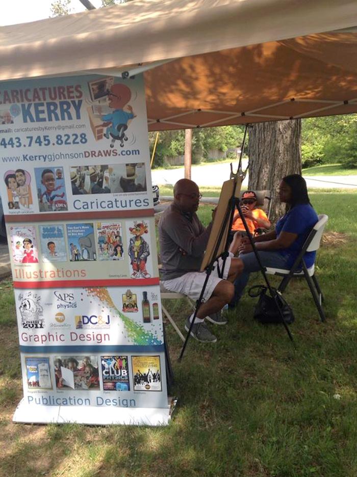 Accokeek Church Book Fair