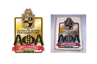 LOGO: Alpha Phi Alpha: Kappa Chapter