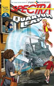 Spectra: Quantum Leap graphic novel