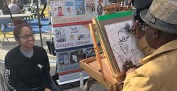 Kerry at Burtonsville Street Festival