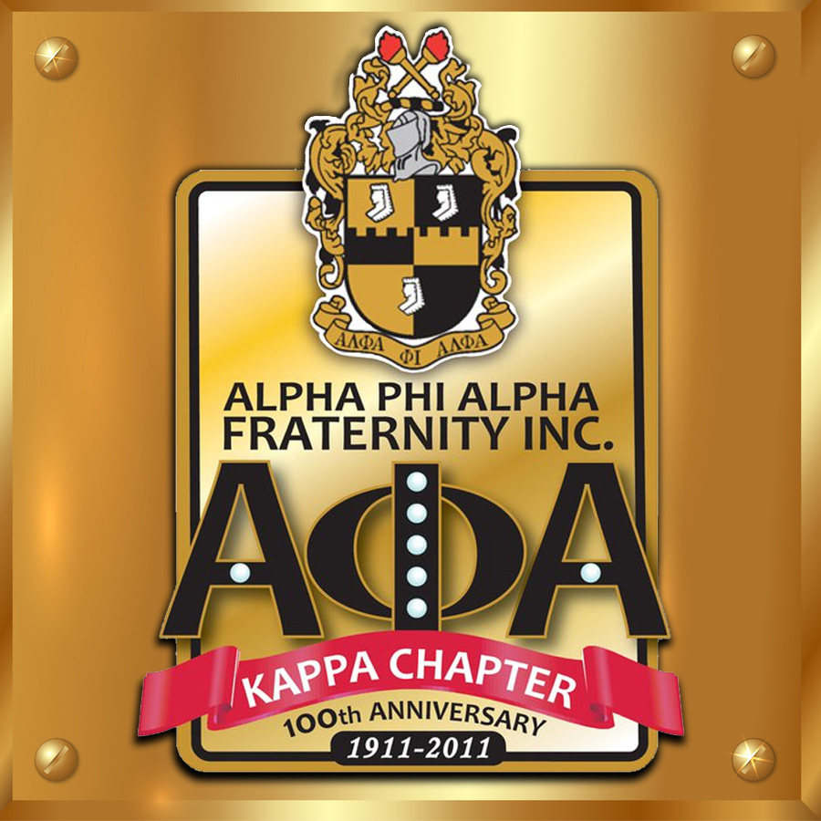 A PHI A Kappa Chapter 100th