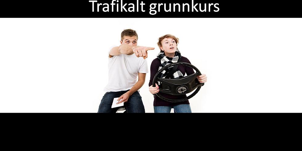 Trafikalt Grunnkurs - Nettbasert   (8)