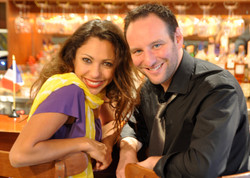 Brad & Amber _ La Brasserie
