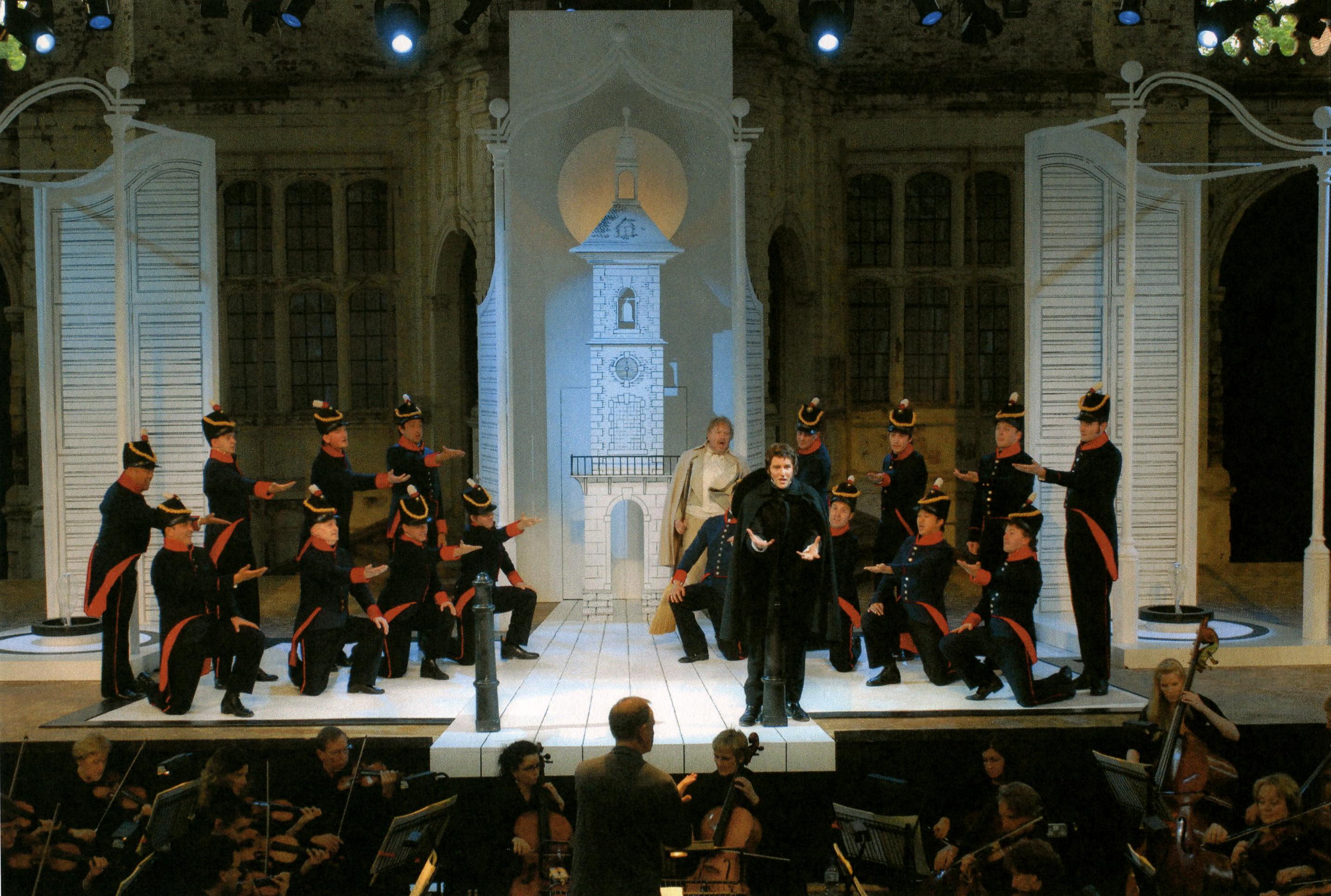 Almaviva - Opera Holland Park 2007