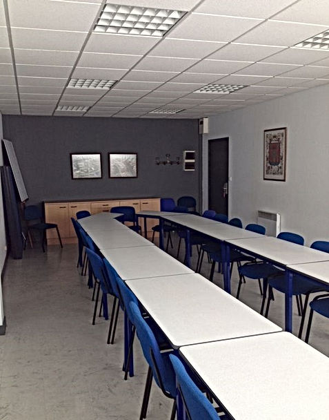 Photo salle de formation Forum Bayonne