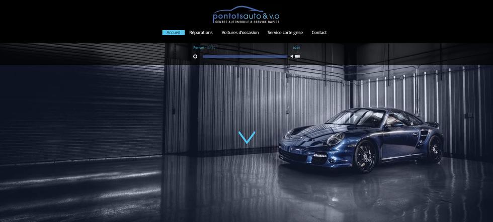 Garage Pontots auto & VO