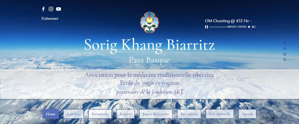 Sorig Khang Biarritz
