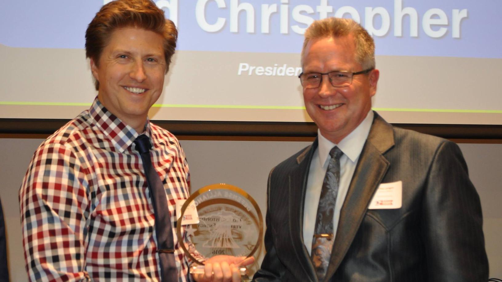 Architect of Defense Award