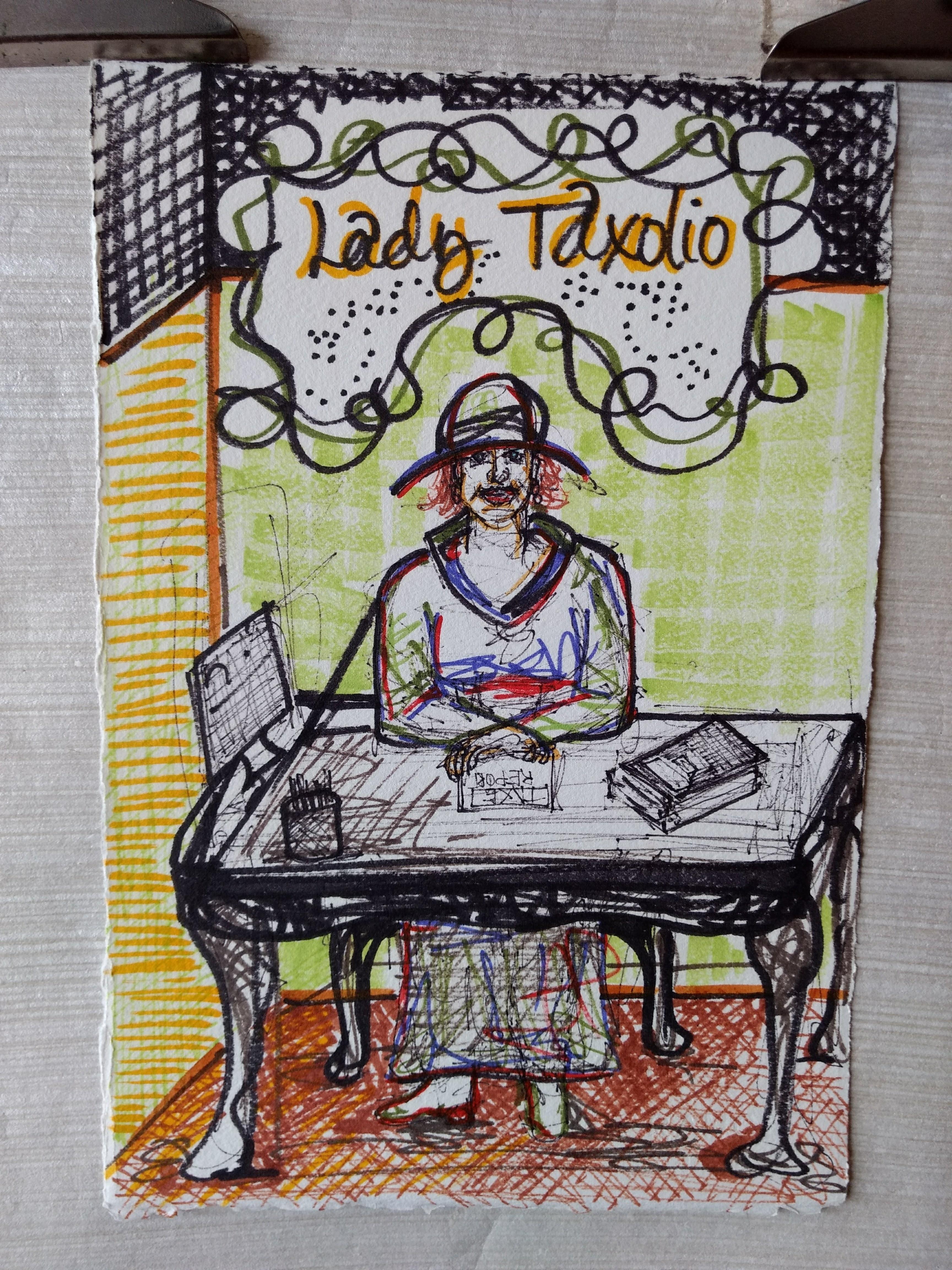 Lady Taxolio