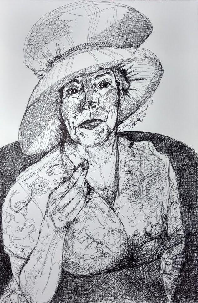 Lady of Texas Tea