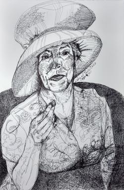 """Lady of Texas Tea"""