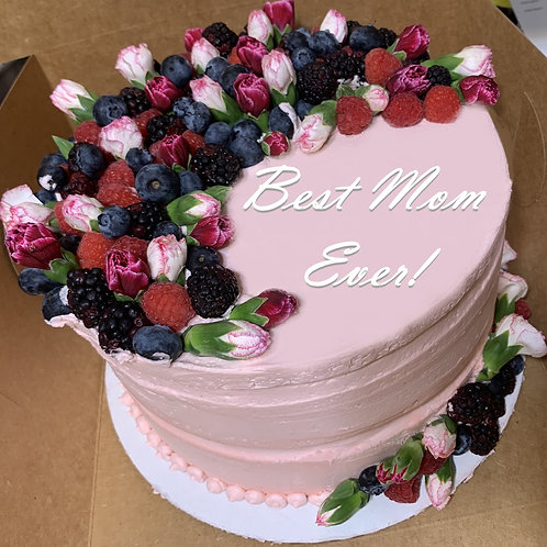 """6"""" Mothers Day Cake"""