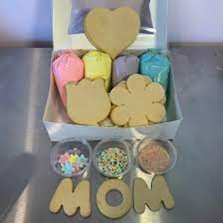 Mothers Day Cookie decor. kits