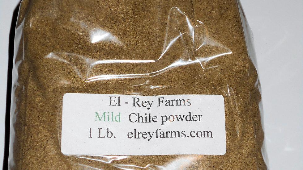 Hatch Mild Green Chile powder