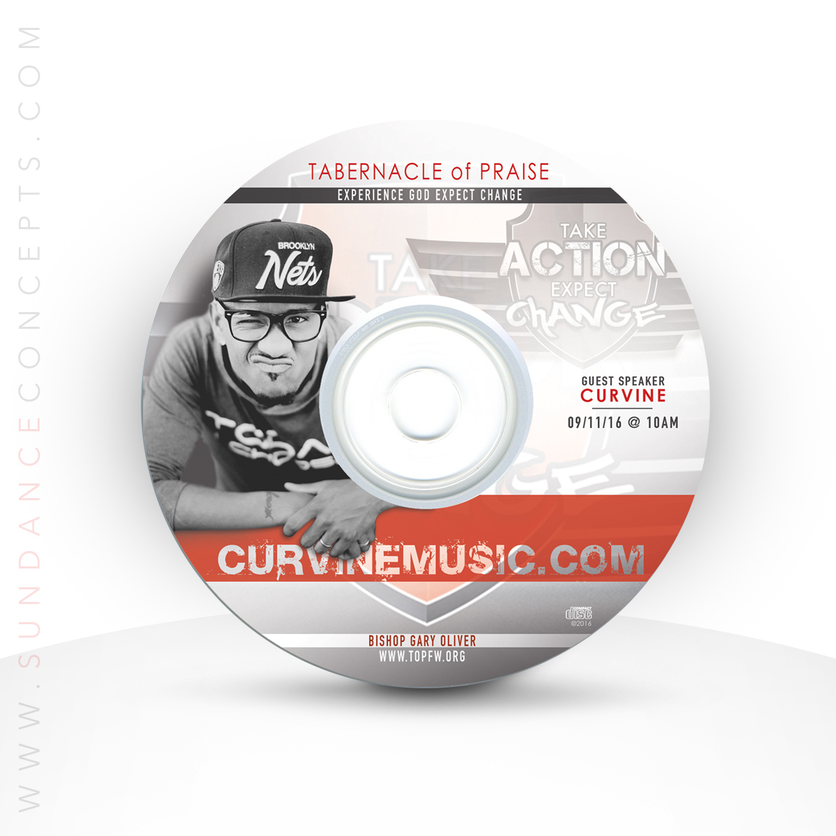 Curvine CD Single