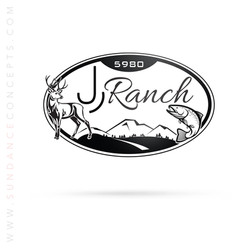 Ranch Entrance Sign