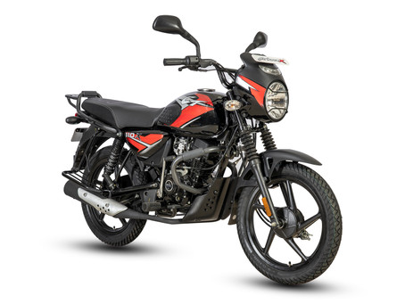 Bajaj Auto launches the new CT110X with extra features!
