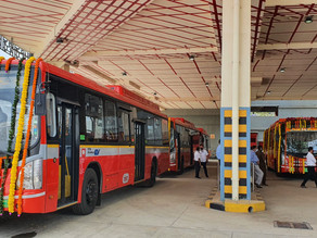 Tata Motors delivers 35 electric buses to BEST, as a part of the larger order of 340 e-buses!