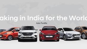 Hyundai - India's largest exporter of Passenger Vehicles!