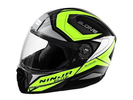 Ninja Elite Super D4 Décor Full Face Helmet Launched at ₹ 1,595