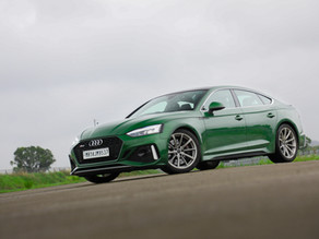Audi launches RS 5 Sportback in India at an ex-showroom price of ₹1.04 Crore!