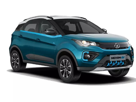 Tata Nexon EV becomes India's Best Selling EV within its first year of launch!