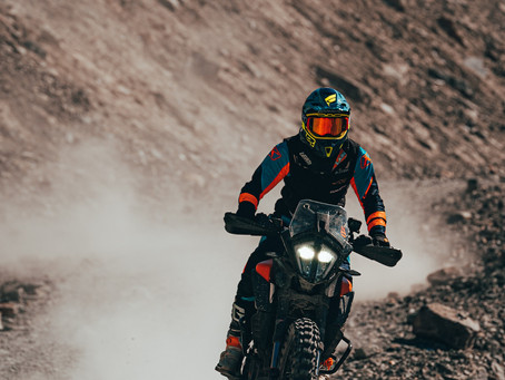 KTM aces the World's Highest Hill Climb Challenge