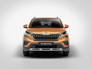 Škoda India crosses the 10,000 bookings mark for the Kushaq!