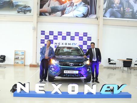 Tata Motors launches Nexon EV in Nepal at NPR 35.99 Lacs!
