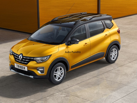 Renault launches MY21 Triber with a host of new features!