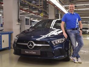 Mercedes Benz sells 3,193 cars in Q1 2021