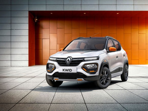Renault launches the All-New Kwid MY21 - will now be equipped with dual front Airbags as standard!