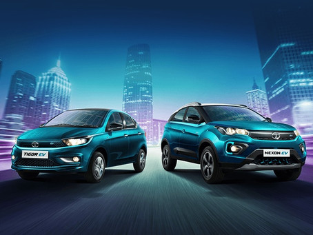 Tata Motors to raise $1 BN in its Passenger EV business from TPG Rise Climate!