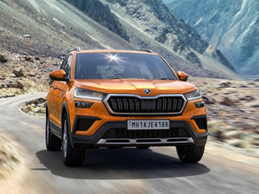 Škoda India sales up by 282% YoY in August 2021!