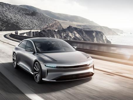 Tesla's Model 3 Rival in 2024 or 2025, aim of the Lucid Motors CEO