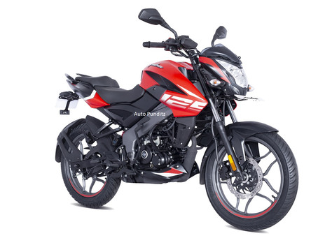 Bajaj Auto launches the new Pulsar NS 125