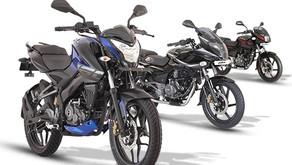 Bajaj Auto rides into FY22 as India's No.1 Motorcycle maker!