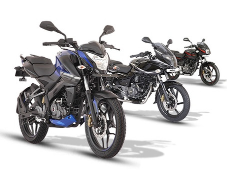Bajaj Auto rides into FY22 as India's No.1 Motorcycle maker!