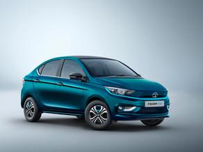 Tata Motors unveils its second EV for personal segment - New Tigor EV