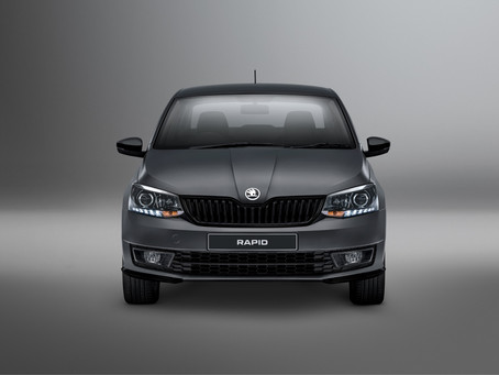 Škoda India launches the New Rapid Matte Limited Edition at ₹11.99 lakh