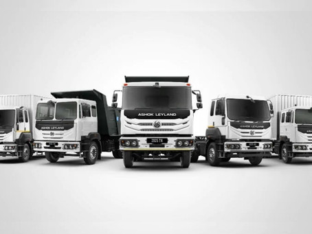 Demand of Heavy and Medium Commercial Vehicles on the Rise