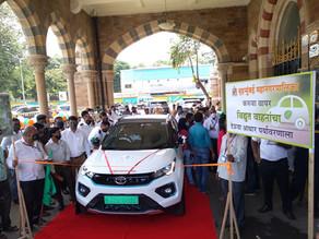 Tata Motors delivers Nexon EV to the Municipal Corporation of Greater Mumbai (MCGM)