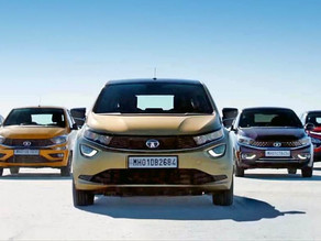 Tata Motors to increase passenger vehicle prices effective 8th May!