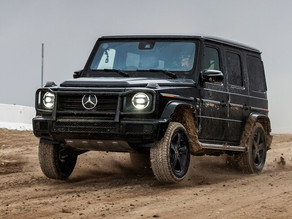 Mercedes-Benz is possibly working on the all-electric G-Class!