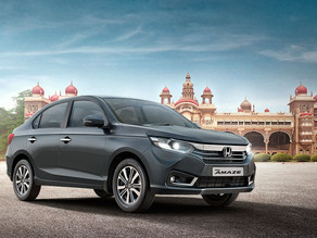 Honda Cars India registers domestic sales of 11,177 units in Aug'21 with a YoY increase of 49%